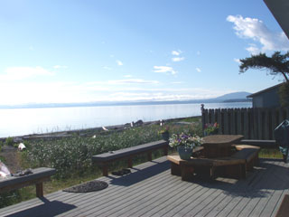3 Crabs Beach House in Sequim, Washington